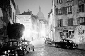 Paris in the Sixites